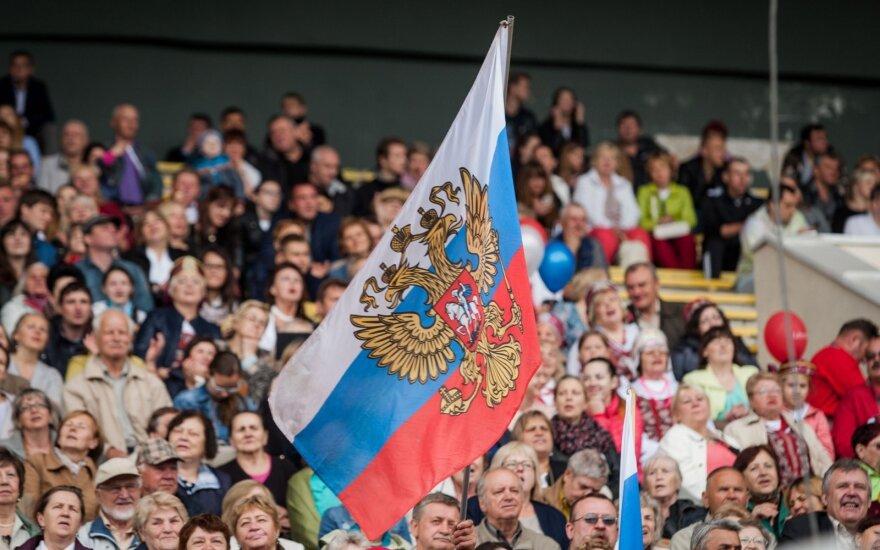 Президент Литвы поздравил Путина с Днем России
