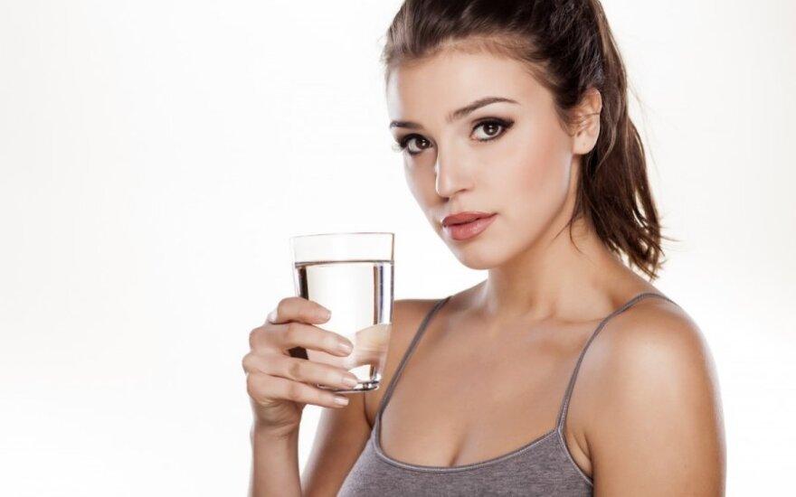 Równowaga wody komórkowej kluczem do uratowania życia.