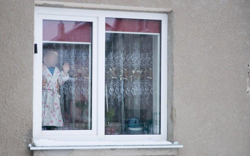 Жительница Паневежиса, которой не удалось помочь ребенку: соседи, наверное, глухие