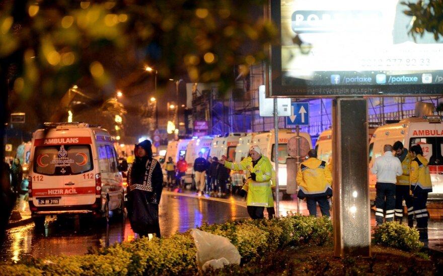 В Стамбуле совершено нападение на ночной клуб: 39 погибших