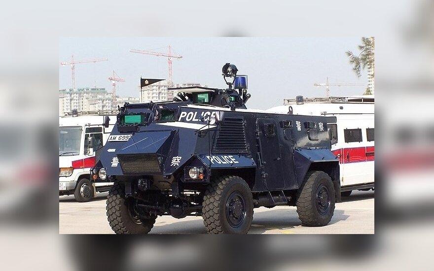 """""""Saxon Police HK"""" autorstwa Dennis Chan"""