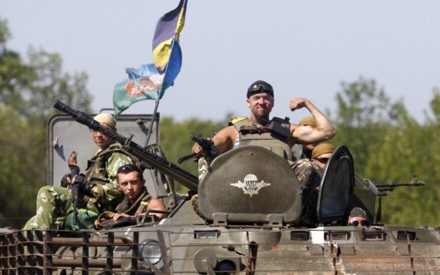 Силы АТО полностью окружили Луганск
