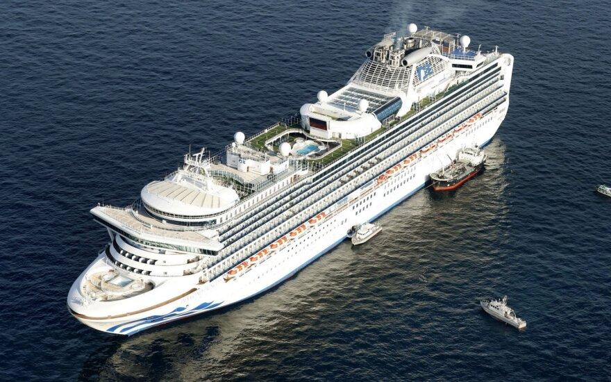США эвакуируют сограждан с карантинного лайнера Diamond Princess
