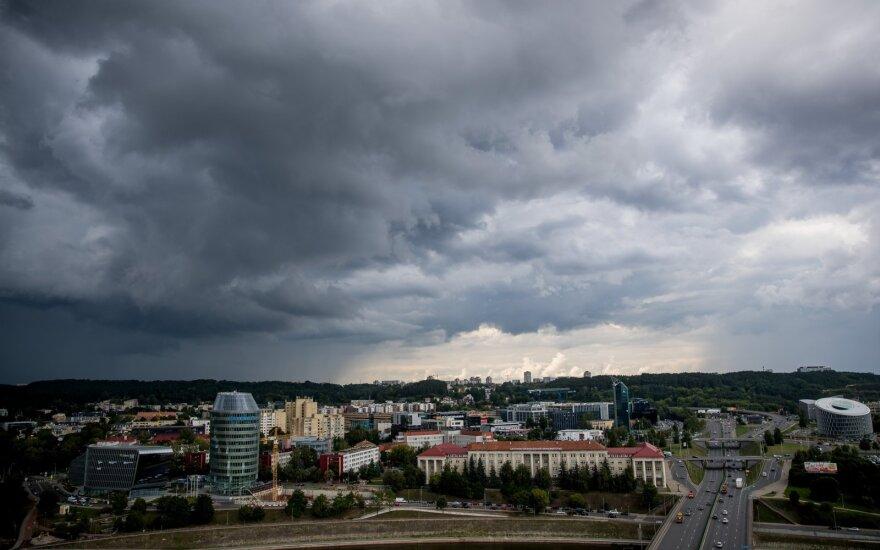 Погода: в Литву возвращаются дожди