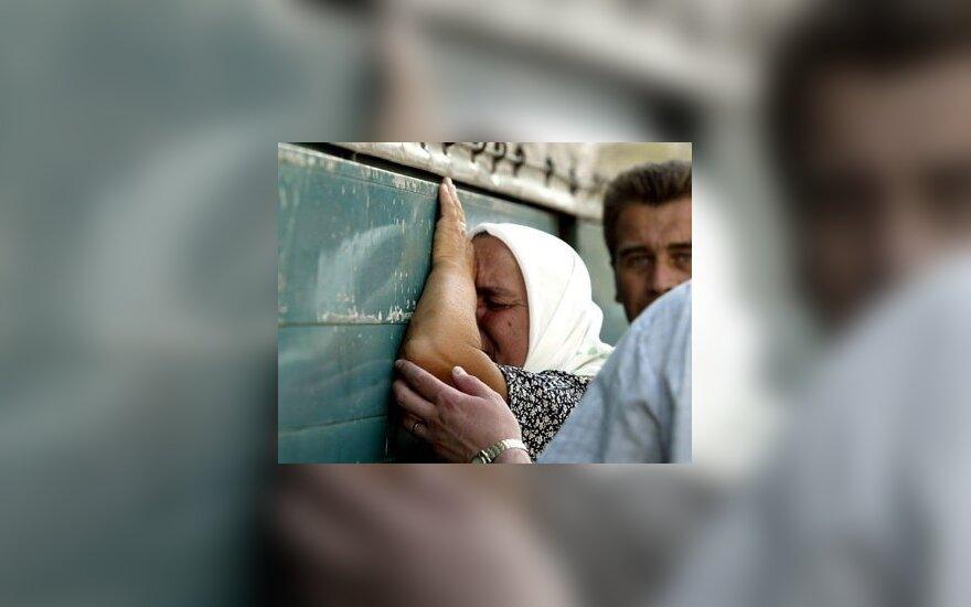 Verkianti Bosnijos musulmonė
