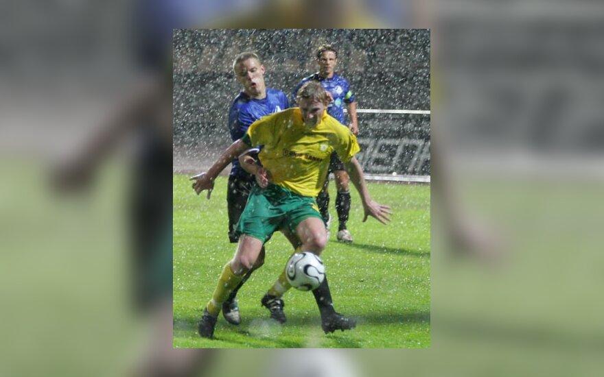 FBK Kaunas - Randers FC