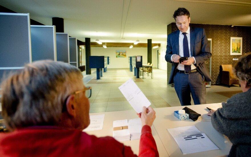 Референдум об Украине в Нидерландах идет при низкой явке