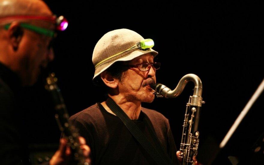 В Вильнюсе - международный фестиваль джаза