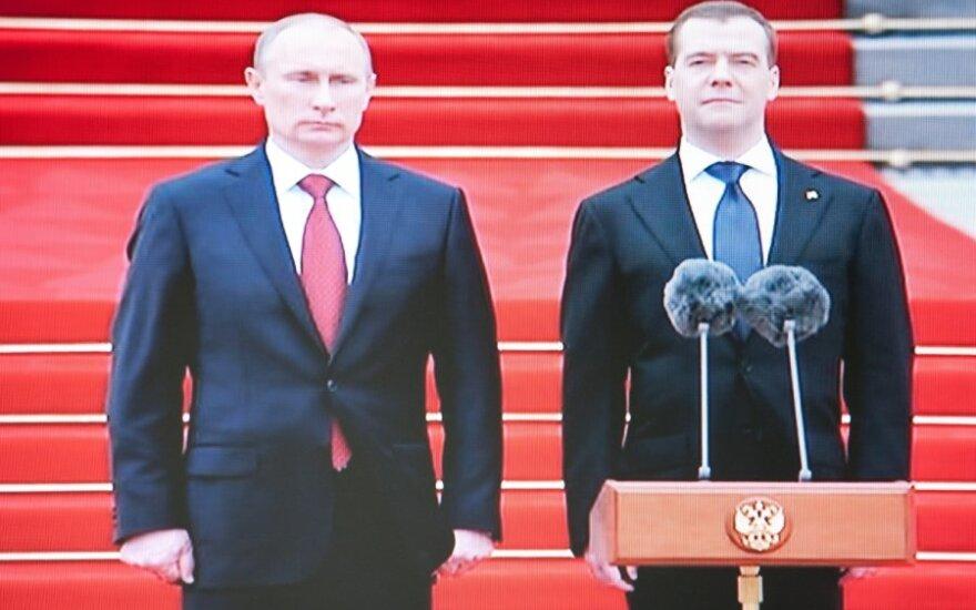 Rosja: Odbyła się inauguracja Putina