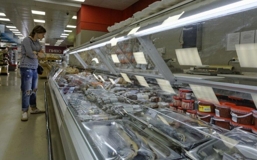 Из-за роста цен россияне сократили потребление ряда продуктов