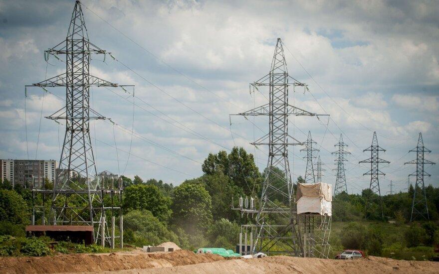 В этом году дадут зеленый свет синхронизации ЛЭП Балтийских стран