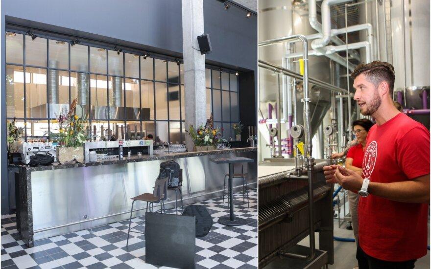 Švyturys Brewery ir Jonas Lingys