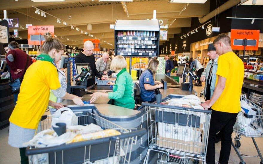 Эмигрант сравнил цены на продукты в литовском и ирландском Lidl