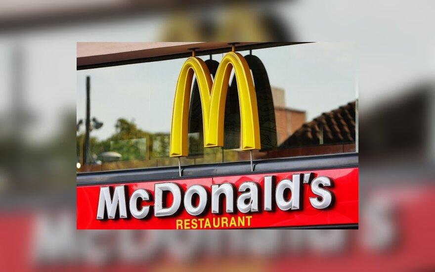 """McDonald""""s одалживается для Балтии"""