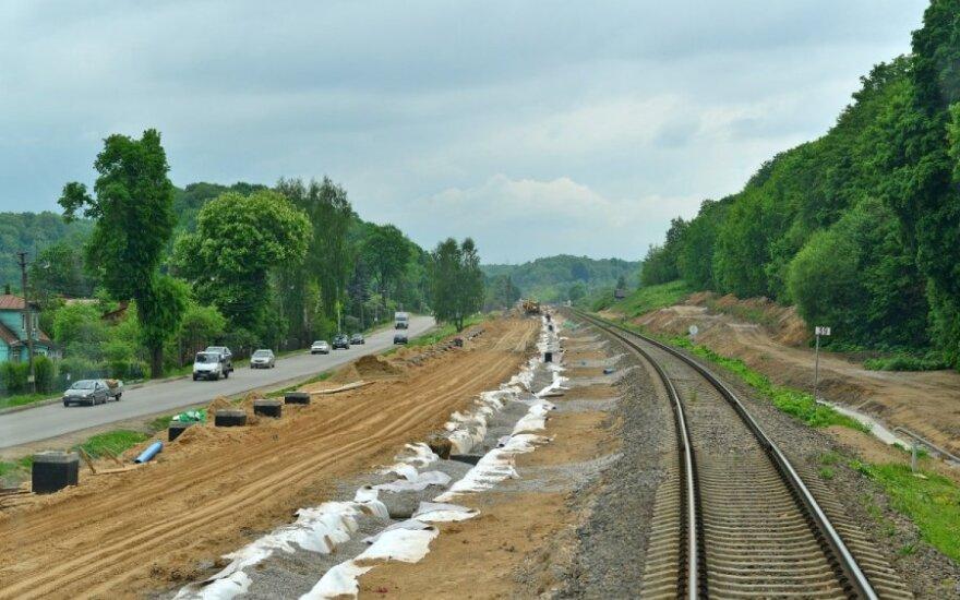Балтийские страны создали СП проекта ж/д колеи Rail Baltica