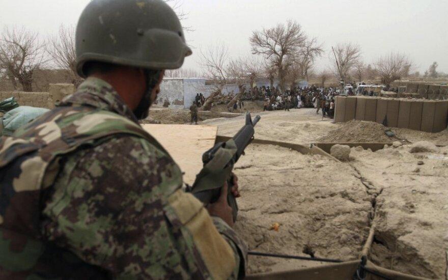 Военнослужащие США застрелили трех мирных афганцев