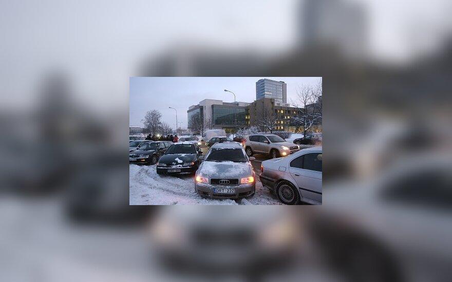 В Литве больше 2 млн. транспортных средств