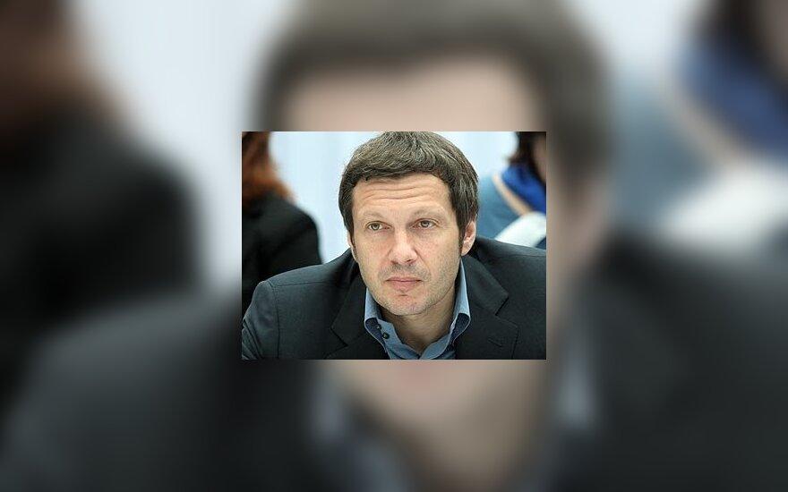 """На Владимира Соловьева написали заявление за """"мразь"""" в эфире"""