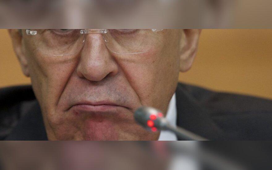 """Лавров назвал """"кощунством"""" слова Схетыны об Освенциме"""
