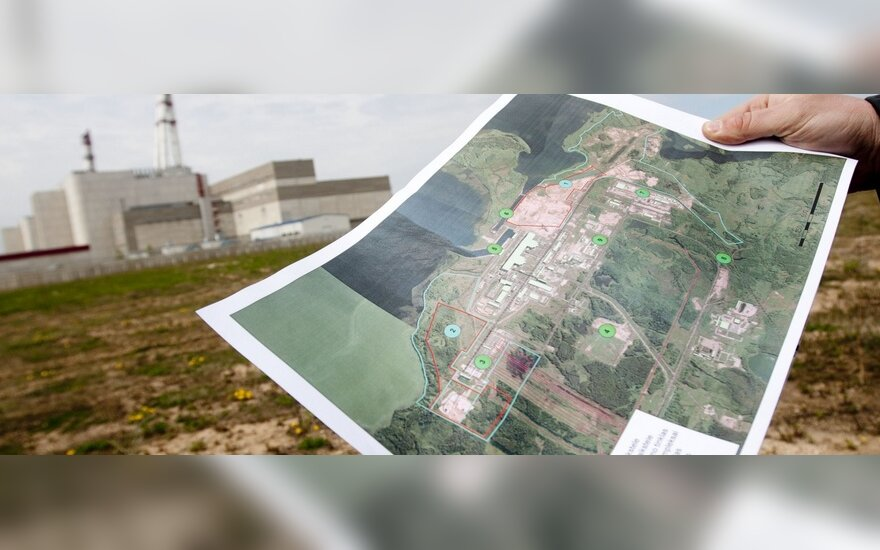 Получено два предложения инвестировать в Висагинскую АЭС