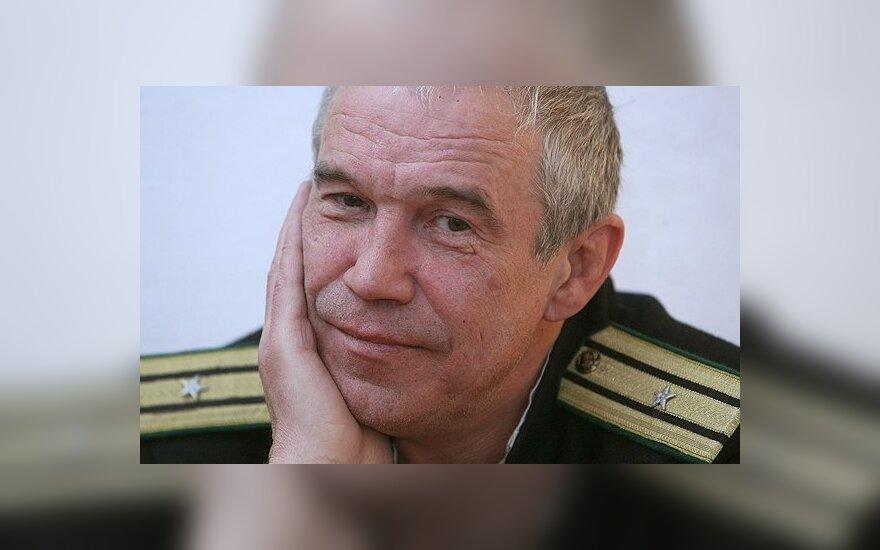 Сергей Гармаш попал в аварию