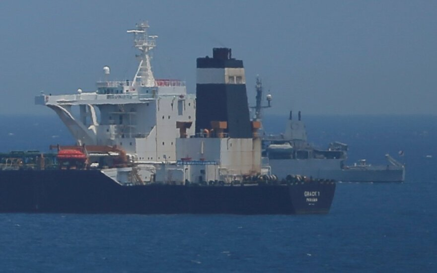 Irano tanklaivis Grace 1