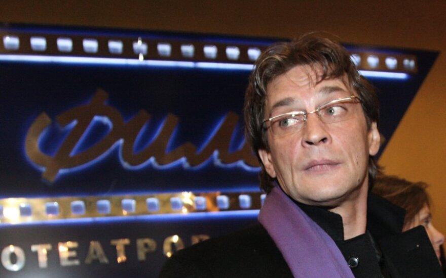 Актер Александр Домогаров попал в больницу