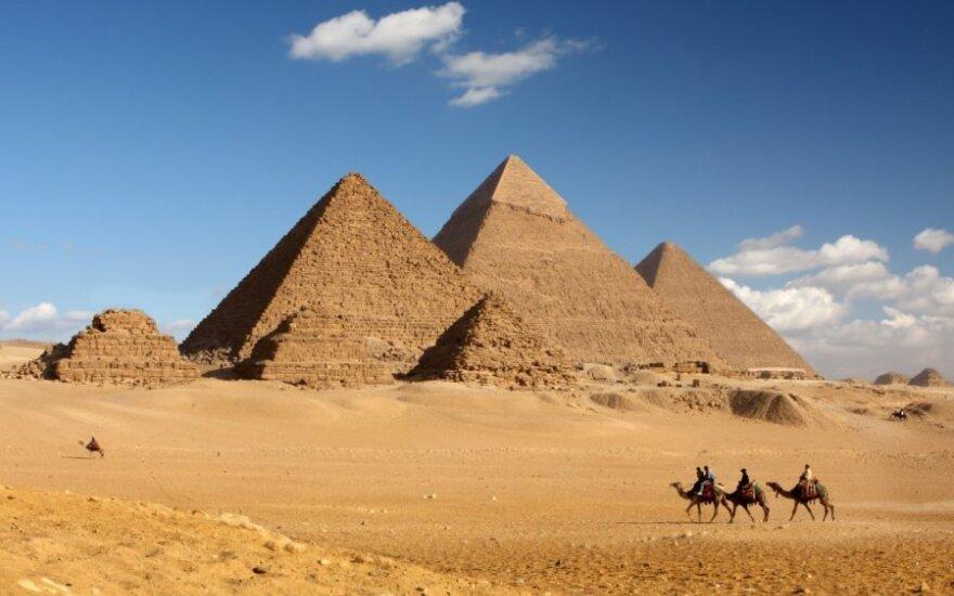Dlaczego w Gizie są tylko trzy piramidy?