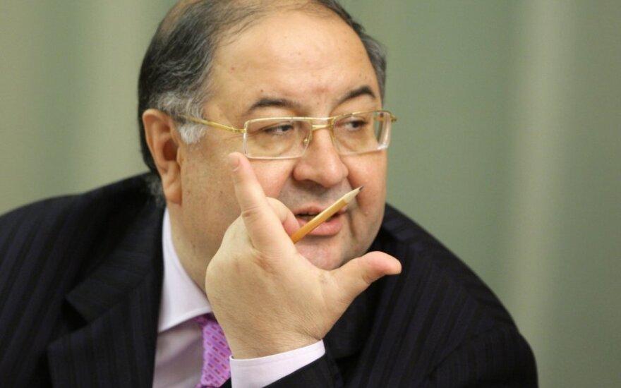 Ališeras Usmanovas