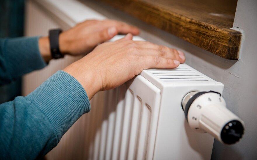 Из-за холодного марта счета за отопление больше обычных