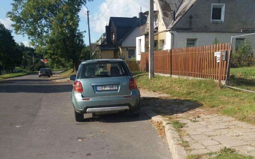 Субботние рейды в Вильнюсе: множество пьяных и обнаглевшие молодые водители