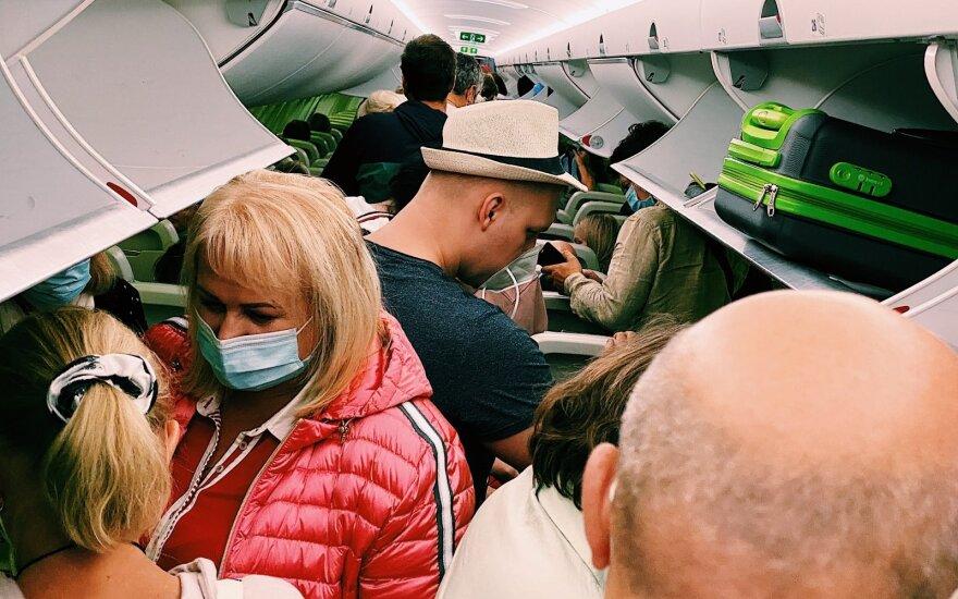 Истосковавшиеся по отпуску жители Литвы летят на Кипр, что важно знать