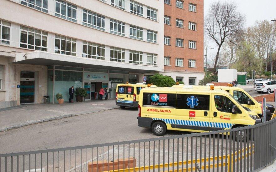 Эксперты предупреждают о коллапсе системы здравоохранения Испании