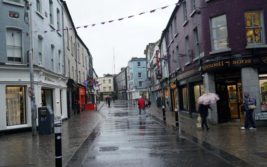 Koronavirusas Airijoje