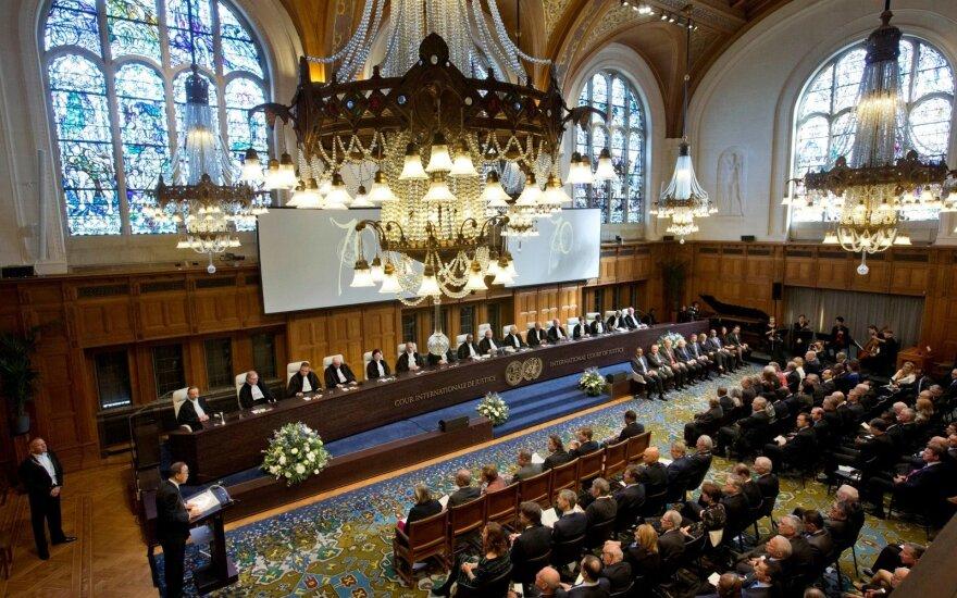 Украина объяснила в Гааге, как РФ нарушила конвенцию о финансировании терроризма