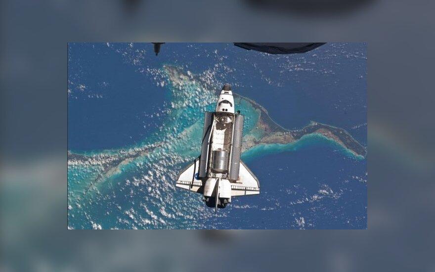 """JAV erdvėlaivis """"Atlantis"""""""