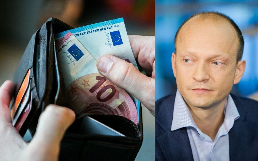 Средний класс в Литве: кто попадает в эту группу