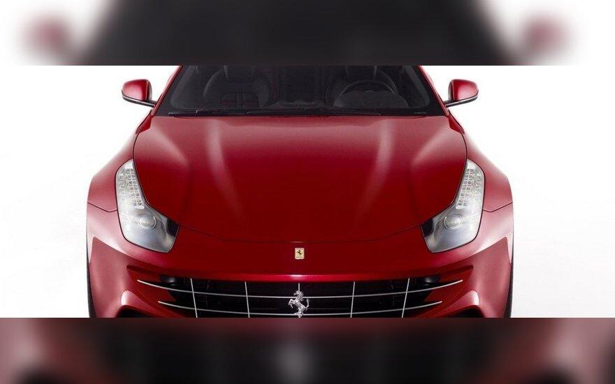Ferrari представила первый полноприводный универсал