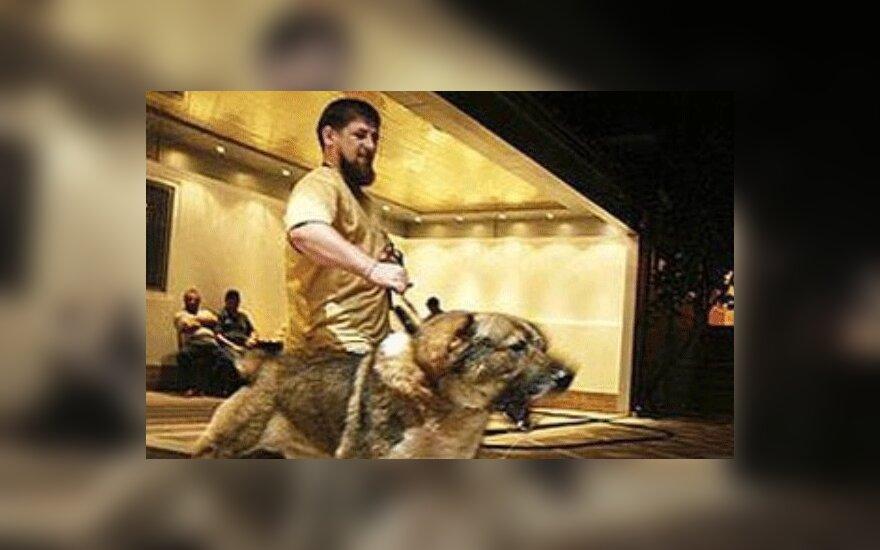 Cпикер парламента Чечни пригрозил спустить овчарку Кадырова на оппозиционеров