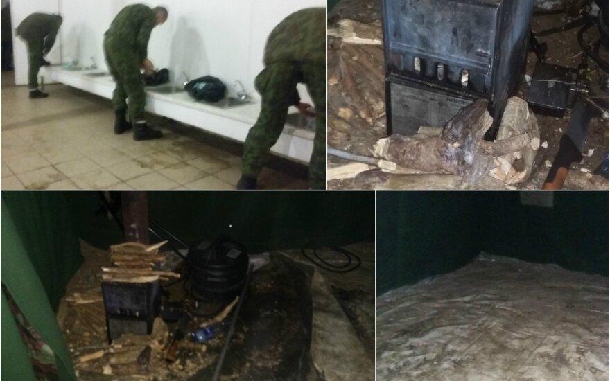 Вся правда о жизни добровольцев: мороз, синие ноги и ночлег в туалетах
