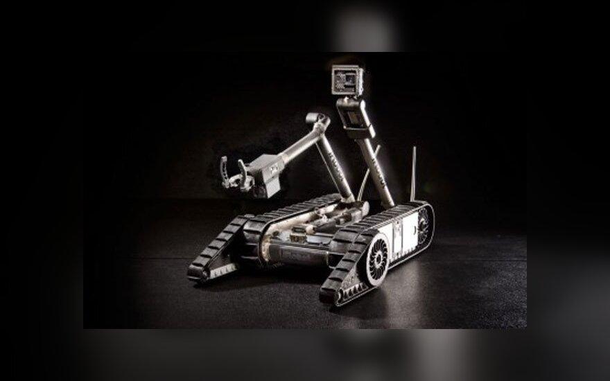 Россия создаст лабораторию боевых роботов
