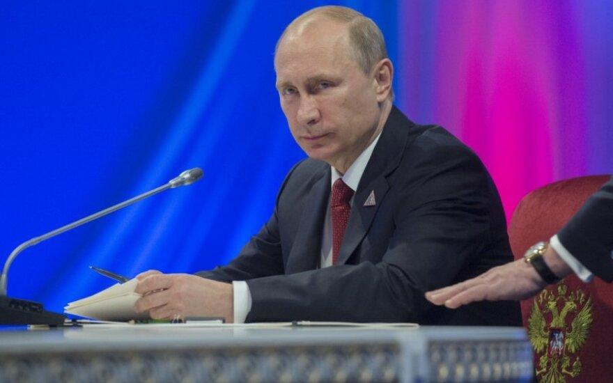 WSJ: зимой 2012-го года с Путиным произошло нечто удивительное