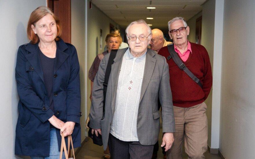 """В Литве суд оштрафовал издателя книги журналистки """"Комсомольской правды"""" Сапожниковой"""