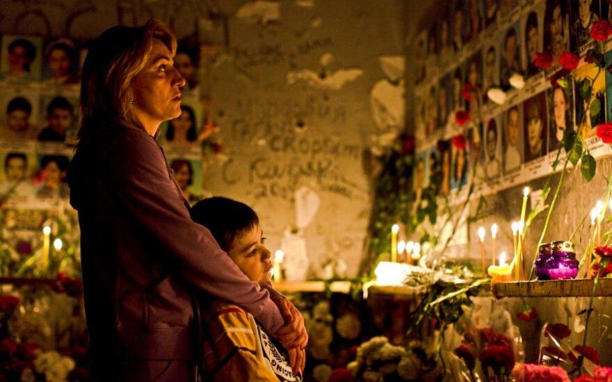 В Беслане началась вахта памяти по жертвам теракта в школе №1