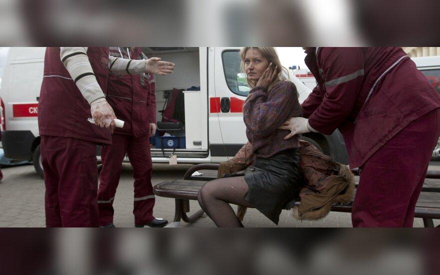 По имеющимся данным граждане Литвы в Минске не пострадали