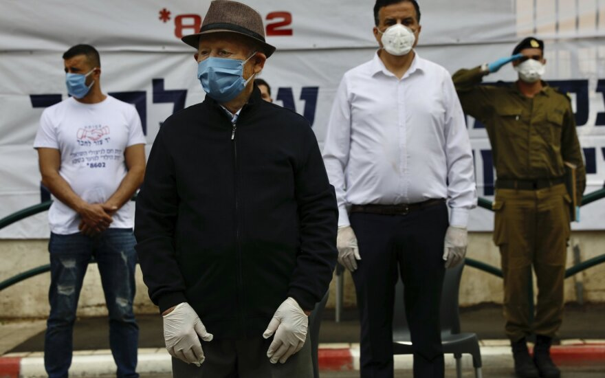В Израиле начинается второй локдаун из-за коронавируса
