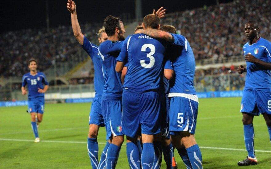 Italijos futbolininkai