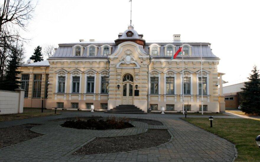 Baltarusijos ambasada Vilniuje