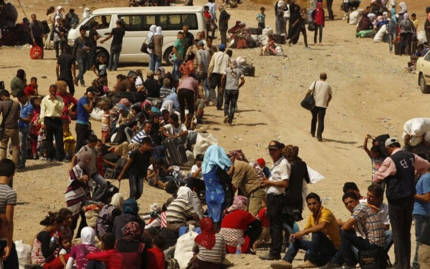 Сирия: эксперты ООН отправятся в район химической атаки