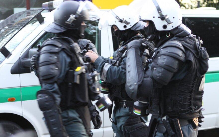 Начальник СОБ: служба пока не готова отразить угрозу - нет техники